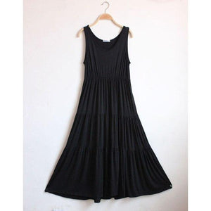 Women Long Maternity Dress