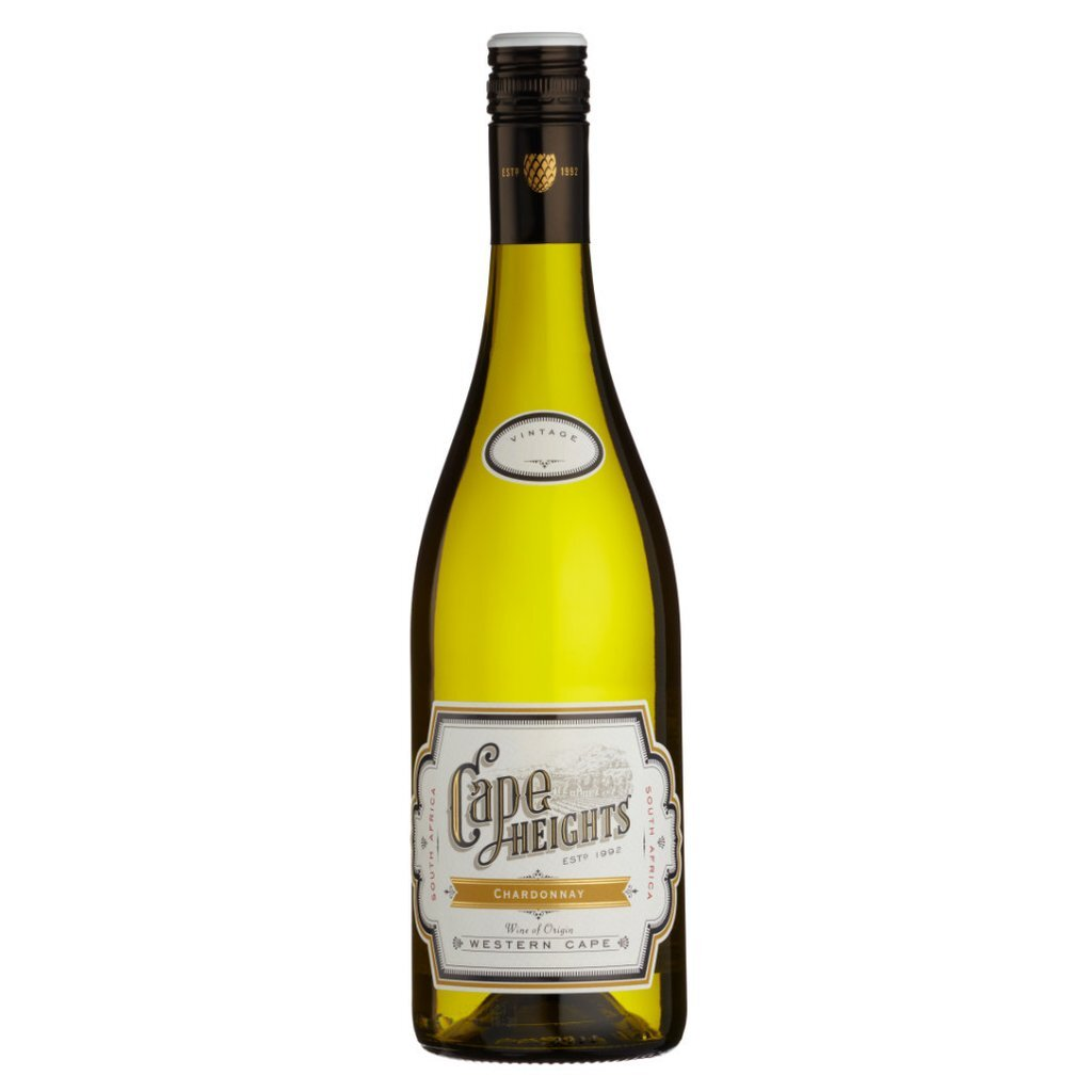 Cape Heights Chardonnay (Western Cape, South Africa)
