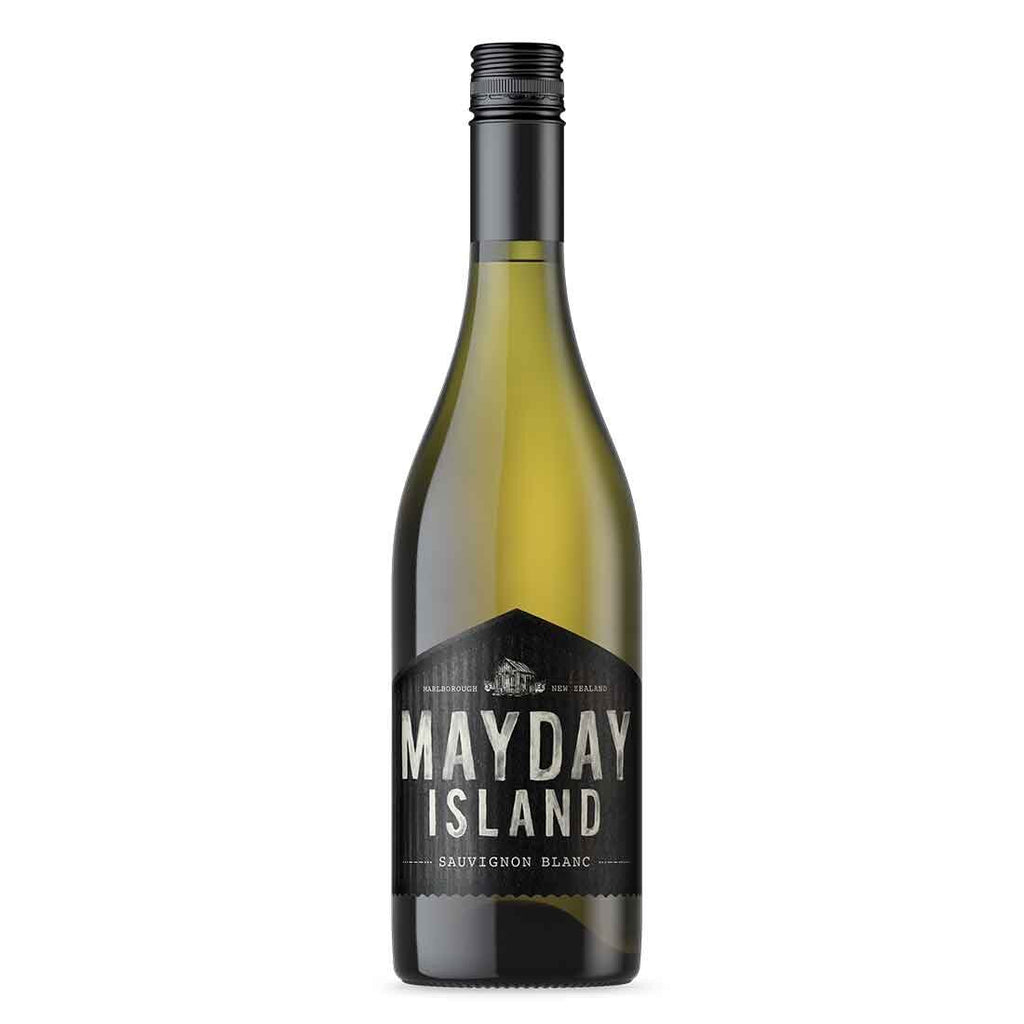Mayday Island Sauvignon Blanc (Marlborough, New Zealand)