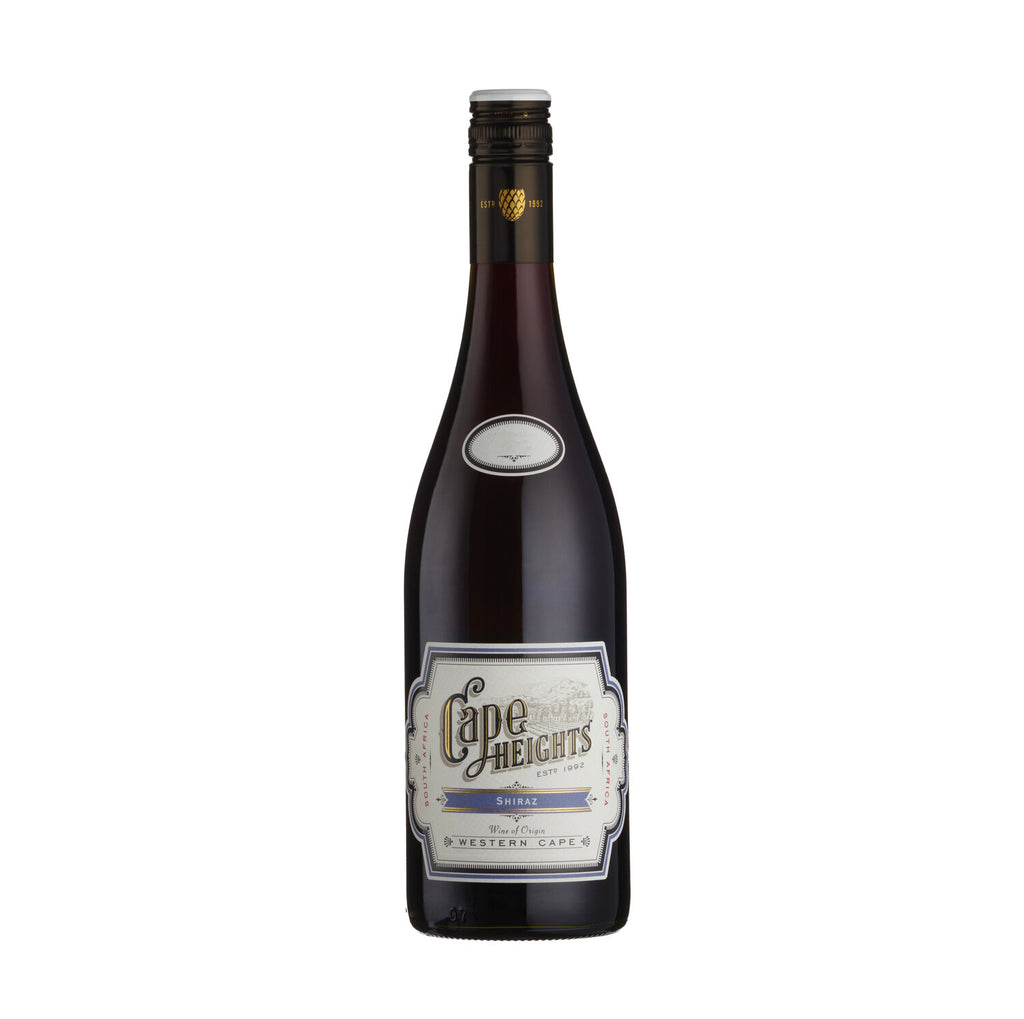 Cape Heights Shiraz (Western Cape, South Africa)