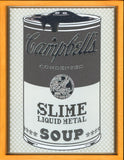 森洋史 / If There was impossible Campbell's Soup Cans... Liquid Metal Slime / miniature edition - YOUANDART(ユーアンドアート)