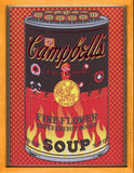 森洋史 / If There was impossible Campbell's Soup Cans... Fire Flower / miniature edition