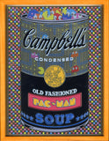 森洋史 / If There was impossible Campbell's Soup Cans... Old Fashioned PACMAN / miniature edition