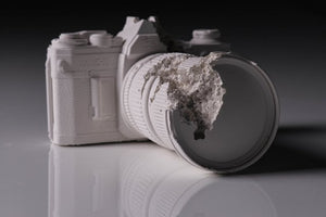Daniel Arsham / Future Relic 02: Camera