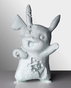 Daniel Arsham / BLUE CRYSTALIZED PIKACHU