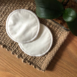 Reusable Breast Pads. Breastfeeding. Eco-friendly breast pads. Nursing pads. Reusbale Nursing Pads. My Little Gumnut.