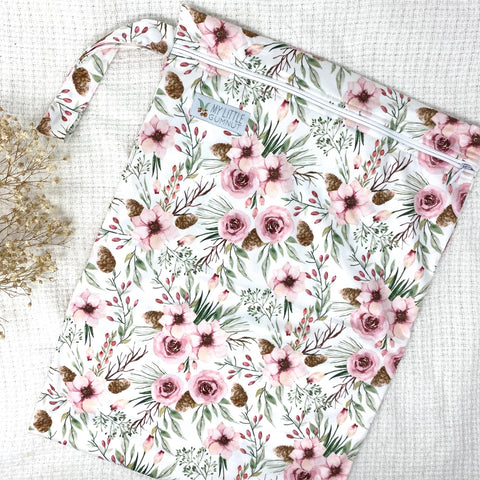 NEW Wet Bag - Floral (Large)