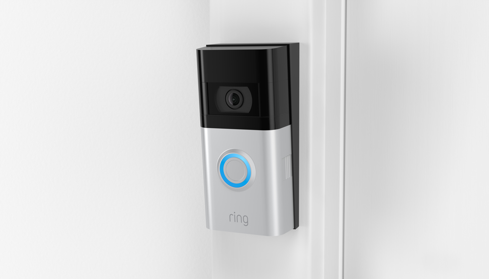 Kit de cuñas (Ring Video Doorbell 3 y Ring Video Doorbell 3 Plus)