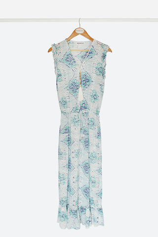 Sea Blue Charie Dress