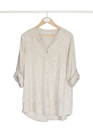 Beige Melody Shirt