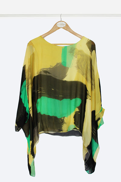 Abstract Poncho