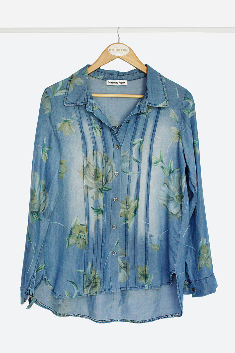 Denim Laverne Shirt