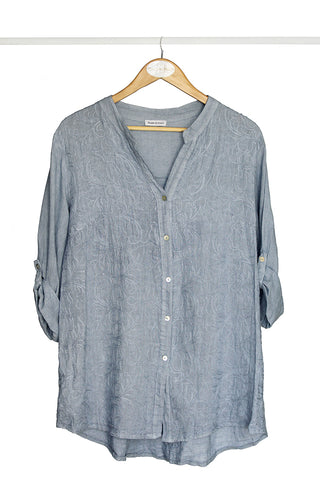 Blue Melody Shirt