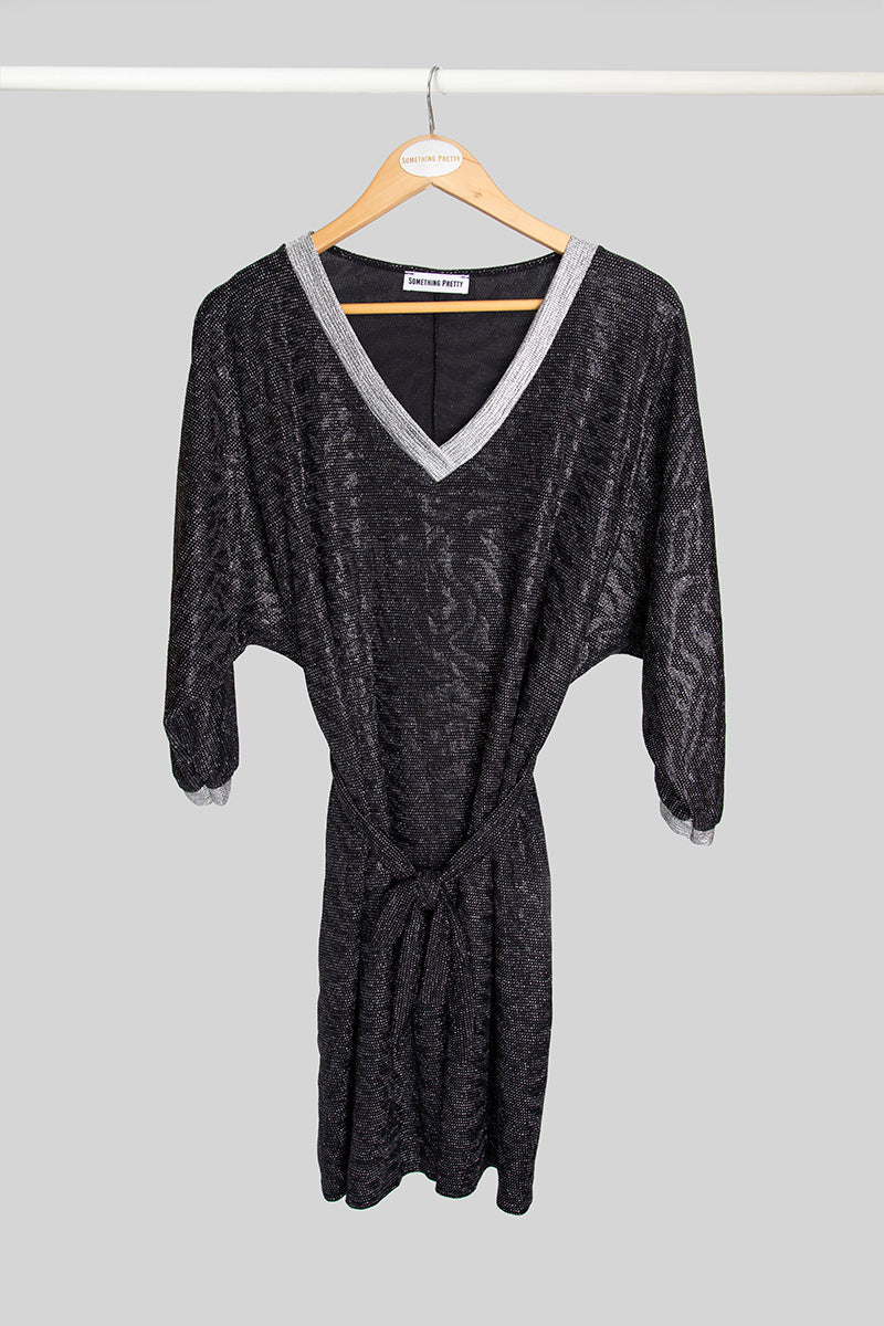 Silver Shimmer Tunic