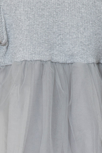Grey Party Dress