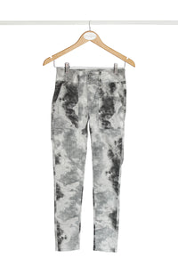 Ombre Print Jeans