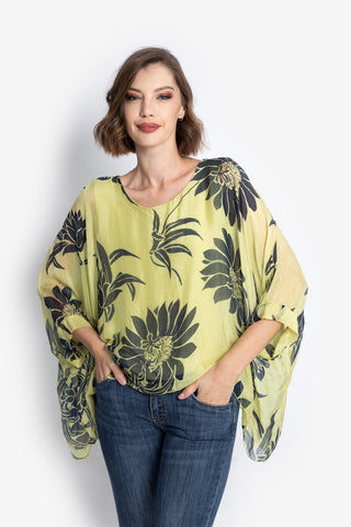 Tropical Poncho