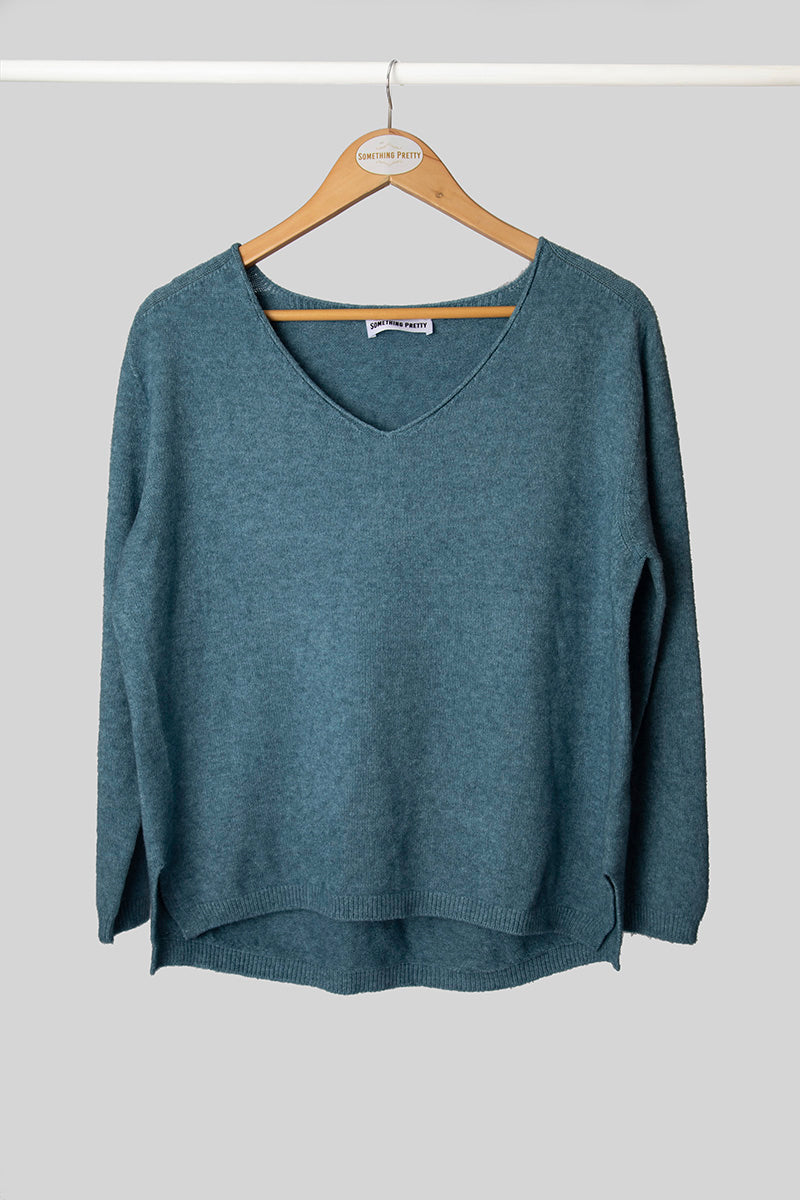 Sage Basic Jumper