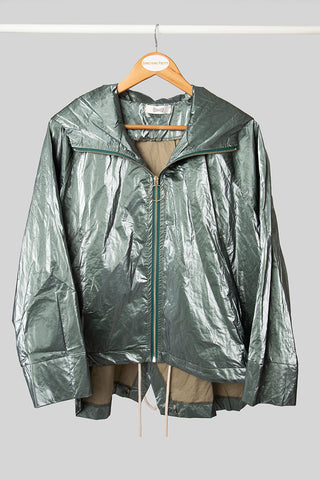 Green Metallic Jacket