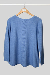 Blue Tina Jumper