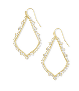 Sophee Crystal Drop Earring