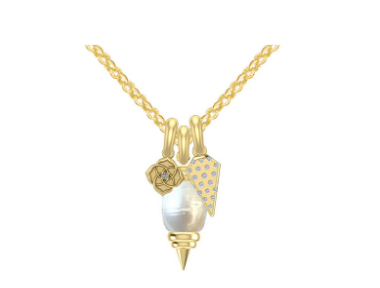 Demi Charm Necklace