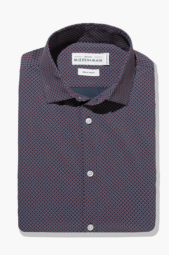 Alderson Mens Button Down