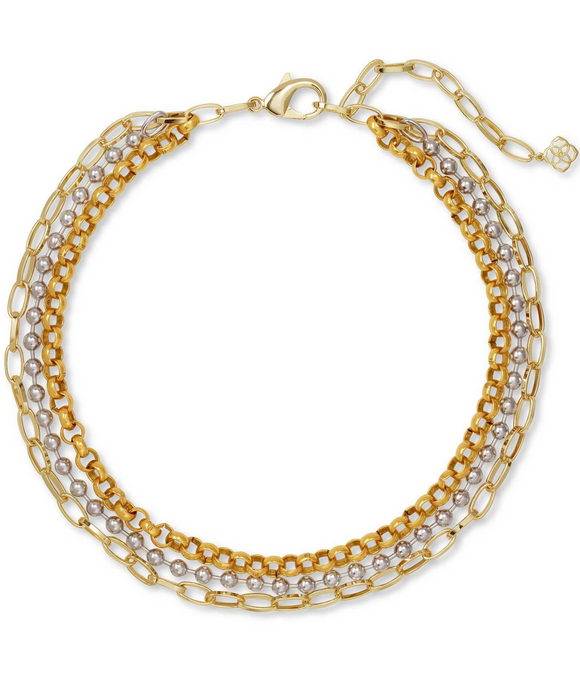 Brylee Multi Strand Necklace