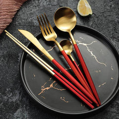 cutlery set for housewarming gifts