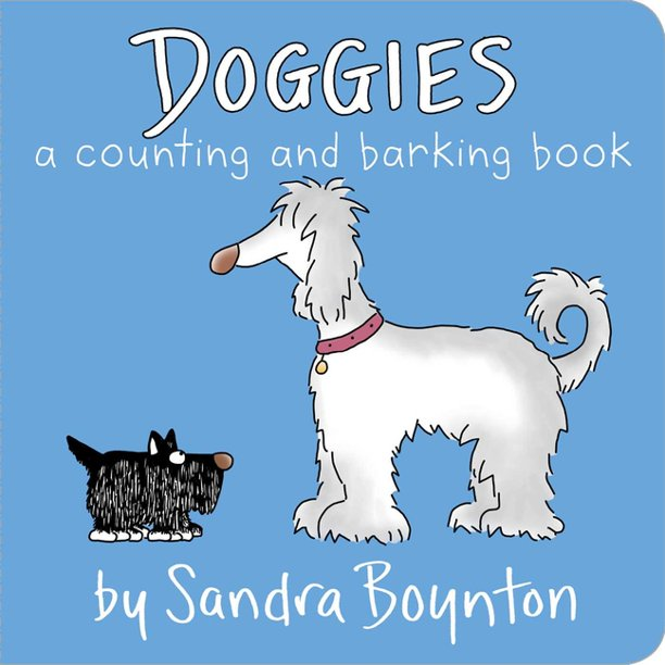 Doggies - A Counting And Barking Book