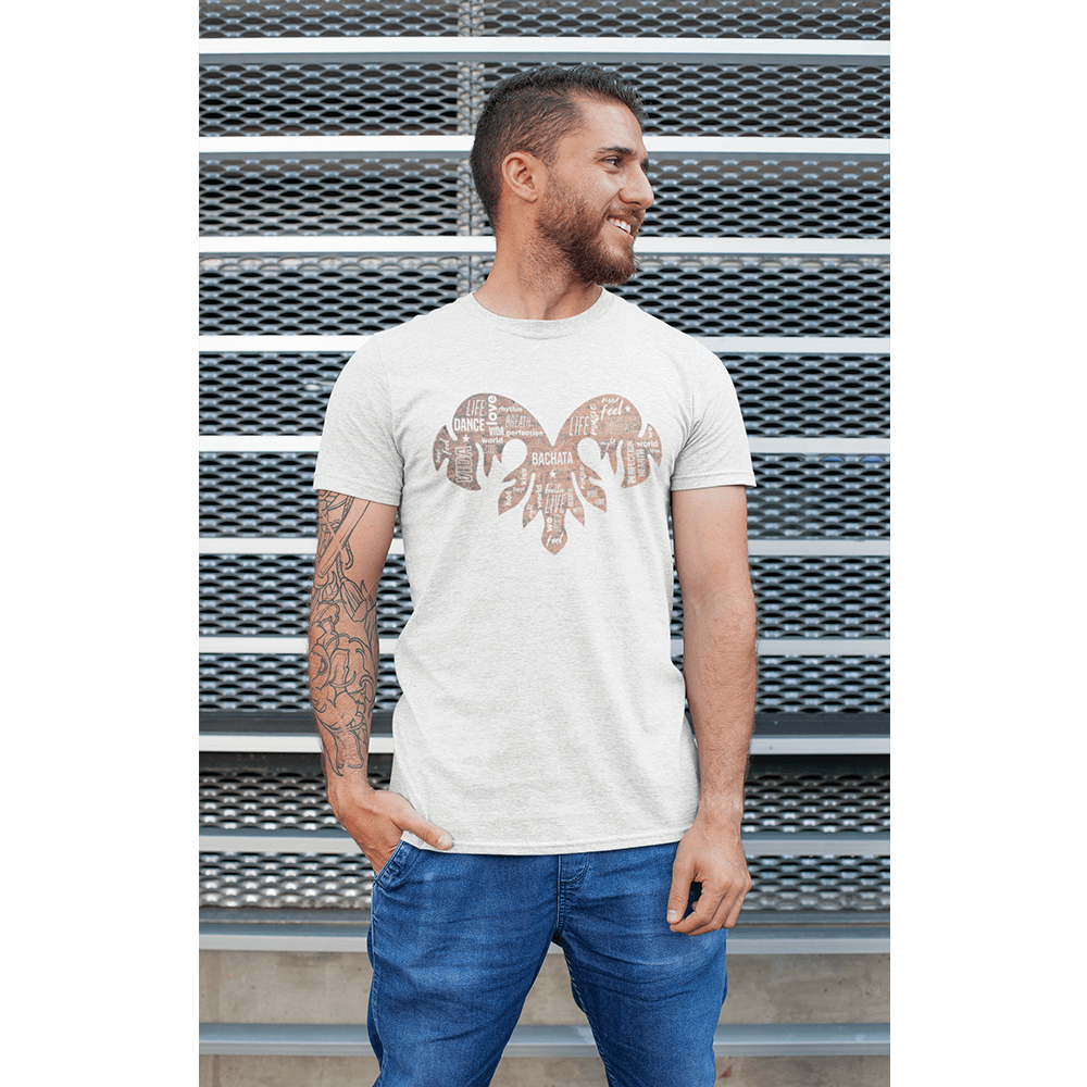 BACHATA TRIBAL MIXED / Tri-Blend T-Shirt