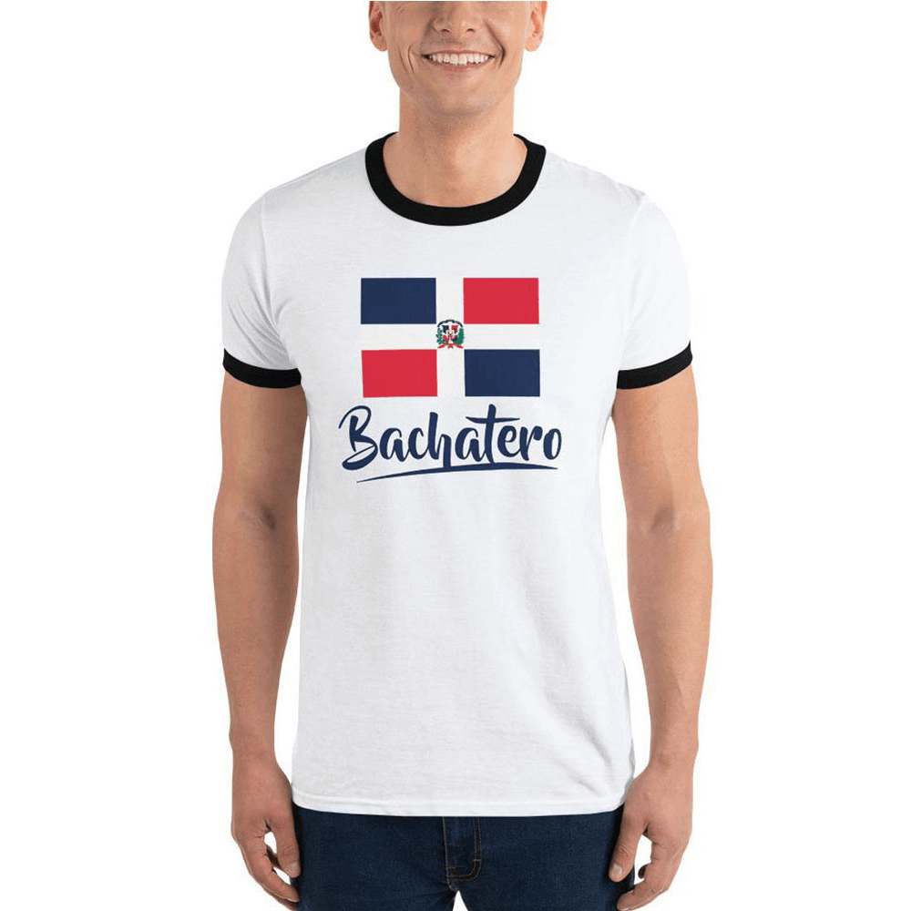 BACHATERO DOMINICANO / Ringer T-Shirt