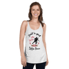JUST A GIRL LATIN DANCE / Racerback Tank-Top