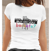 ¿BACHATA? / Camiseta Fashion Fit