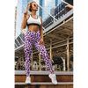 ANIMAL PRINT LEOPARDO FUCSIA / Legging all-over Print