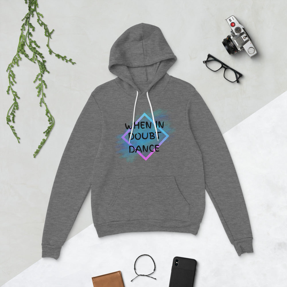 WHEN IN DOUBT DANCE / Premium Pullover (unisex)