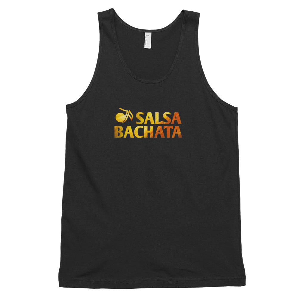 SALSA BACHATA / Tank-Top American style (unisex)