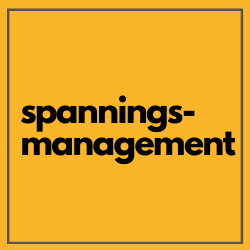 Spanningsmanagement sales professionals