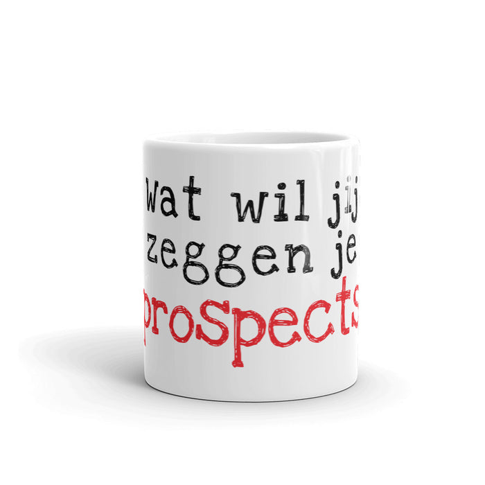 Gepersonaliseerde new business mok voor je prospects - salesstyle