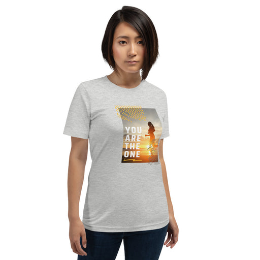 "T- shirt ""You are the one"" - salesstyle"