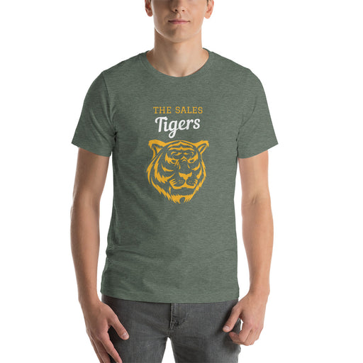 "T-Shirt ""the sales tigers"" - salesstyle"
