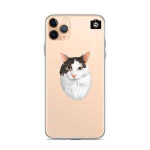 """Misty"" (iPhone Case Cat)"
