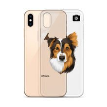 "Load image into Gallery viewer, ""LADDIE"" (iPhone Case-Sheltie Sheepdog)"
