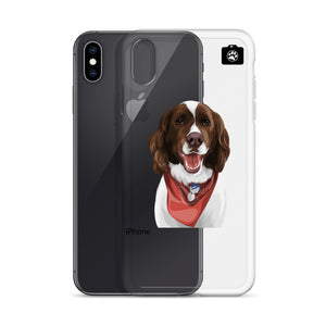 """Maxx"" (iPhone Case- English Springer Spaniel)"