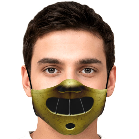 Hannibal Lecter Face Mask - PicBox Company