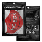 PicBox Red Face Mask - PicBox Company