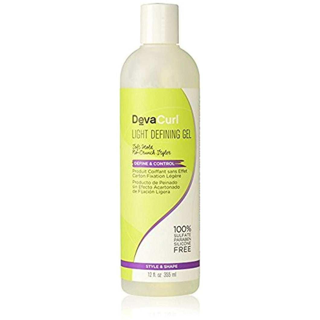 DEVACURL LIGHT DEFINING GEL 355ML