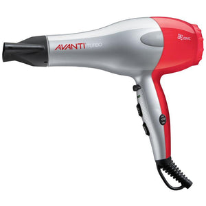 AVANTI TURBO PROFESSIONAL IONIC HAIR DRYER