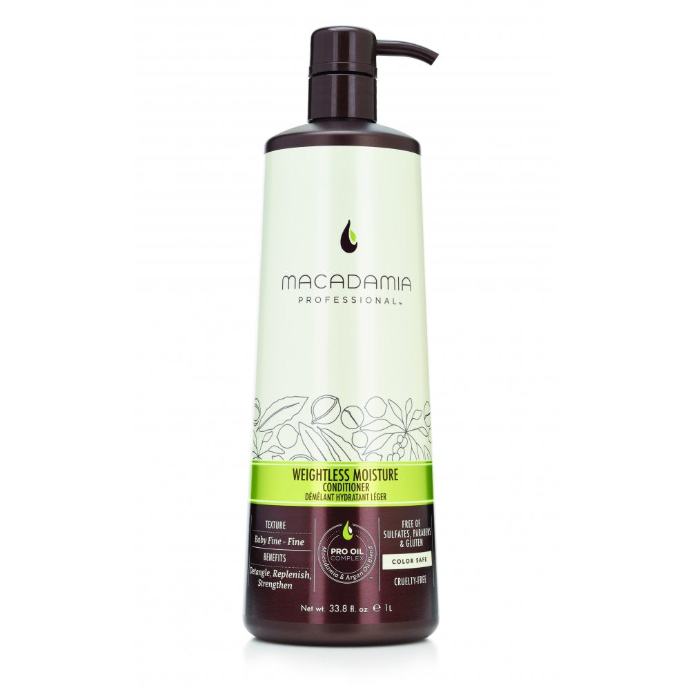 MACADAMIA WEIGHTLESS MOISTURE CONDITIONER 1L