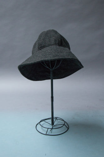 *Charcoal Wool Cold Weather Hat $50 (RC 1017A)